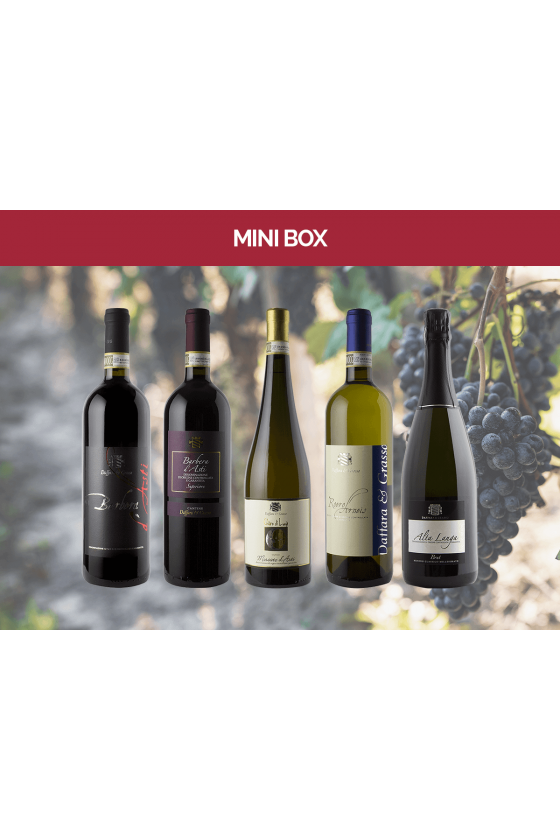 Mini Tasting Box - On offer...