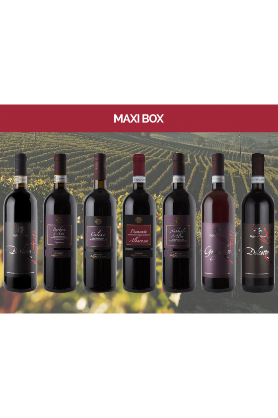 Maxi Tasting Box - On offer...