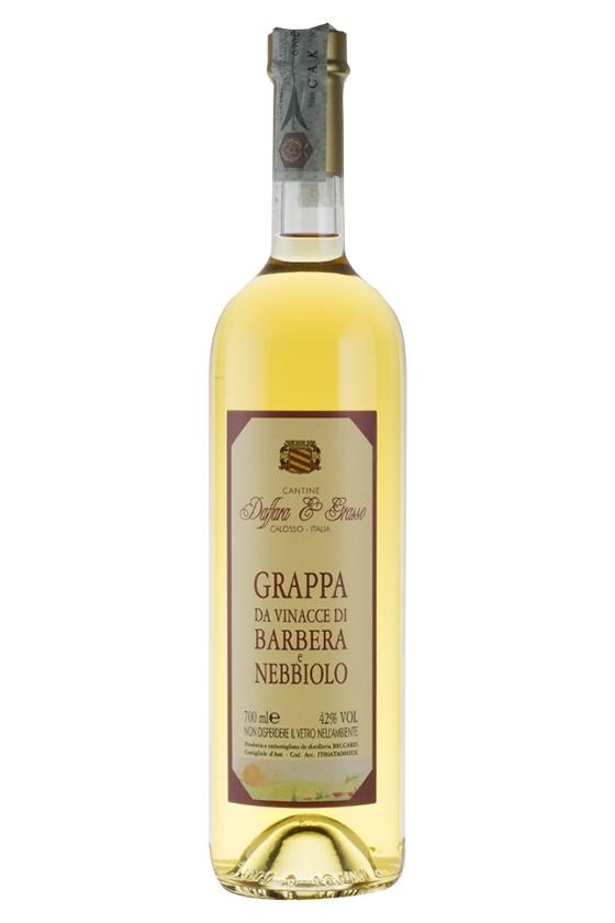 Vendita online Grappa di Barbera e Nebbiolo.